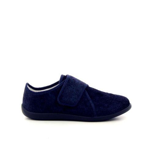 Bellamy  pantoffel donkerblauw 189848