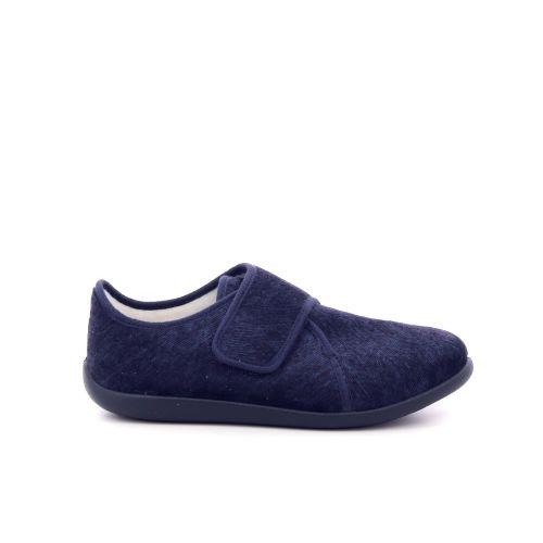 Bellamy  pantoffel donkerblauw 200237