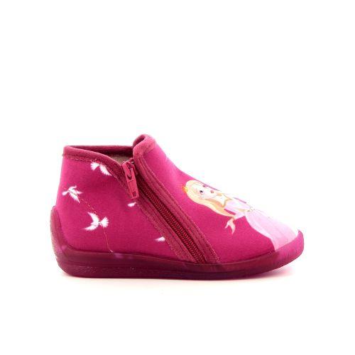 Bellamy  pantoffel felroos 179415