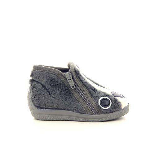 Bellamy  pantoffel grijs 189850