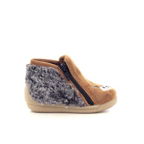 Bellamy kinderschoenen pantoffel camel 210511