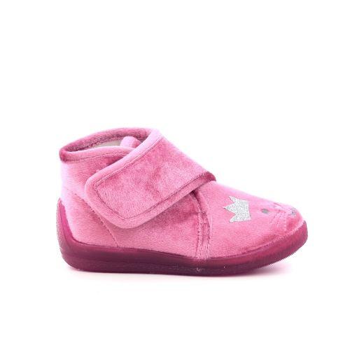 Bellamy kinderschoenen pantoffel rose 200243