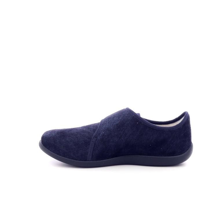Bellamy kinderschoenen pantoffel donkerblauw 200237