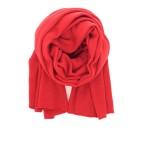 Bellamy (scarf) accessoires sjaals rood 200762