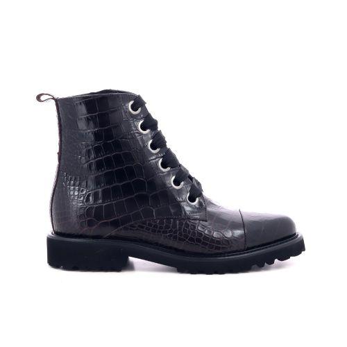 Benoite c  boots bordo 211159