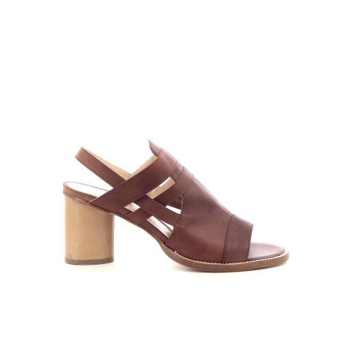 Benoite c  sandaal cognac 205269