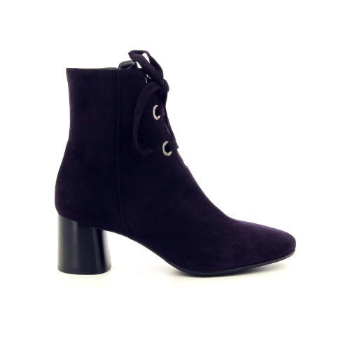 Benoite c damesschoenen boots aubergine 190573