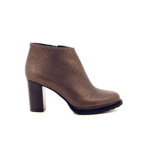 Benoite c damesschoenen boots brons 179947