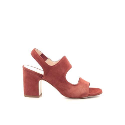 Benoite c damesschoenen sandaal cognac 205260