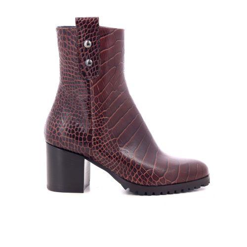 Benoite c damesschoenen boots cognac 211175