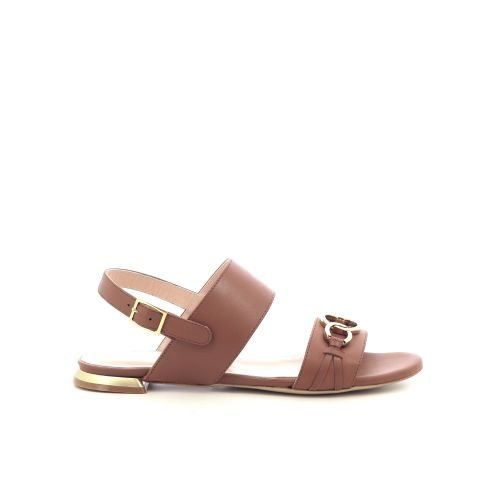 Benoite c damesschoenen sandaal cognac 214643