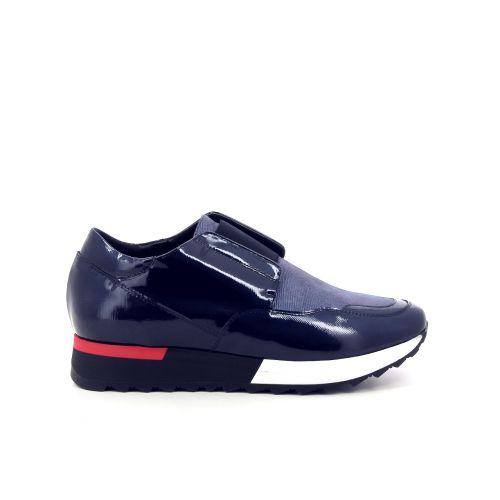 Benoite c damesschoenen sneaker donkerblauw 190551
