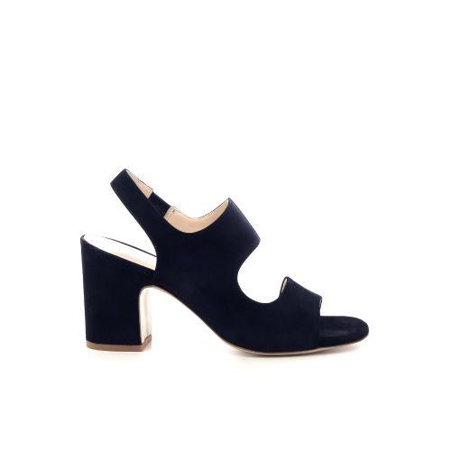 Benoite c damesschoenen sandaal donkerblauw 205262