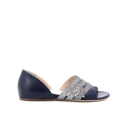 Benoite c damesschoenen sandaal donkerblauw 205284
