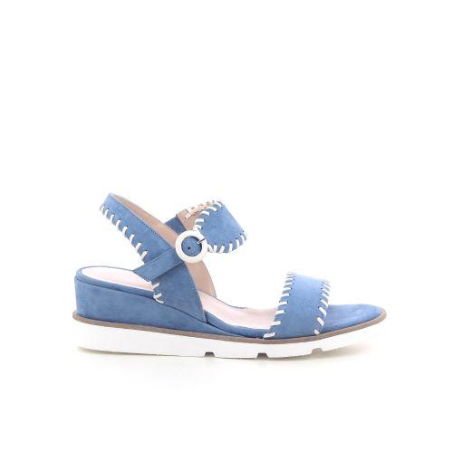 Benoite c damesschoenen sandaal donkerblauw 214616