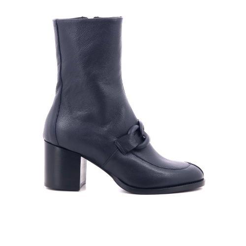 Benoite c damesschoenen boots donkerblauw 218842