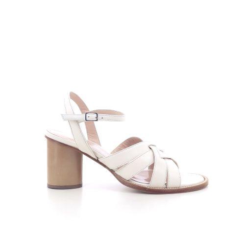 Benoite c damesschoenen sandaal ecru 214610