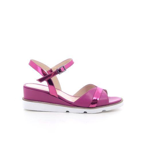 Benoite c damesschoenen sandaal fuchsia 205272