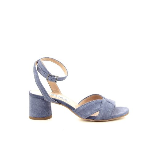 Benoite c damesschoenen sandaal lichtblauw 184554