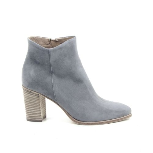 Benoite c damesschoenen boots lichtgrijs 174092