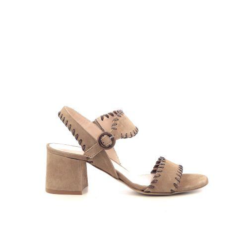 Benoite c damesschoenen sandaal muntgroen 214639