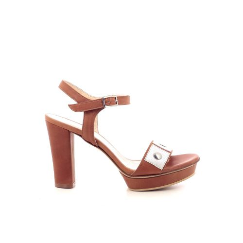Benoite c damesschoenen sandaal naturel 205283