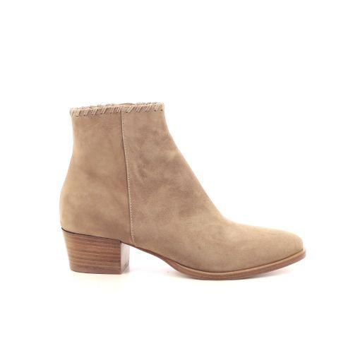 Benoite c damesschoenen boots naturel 214599
