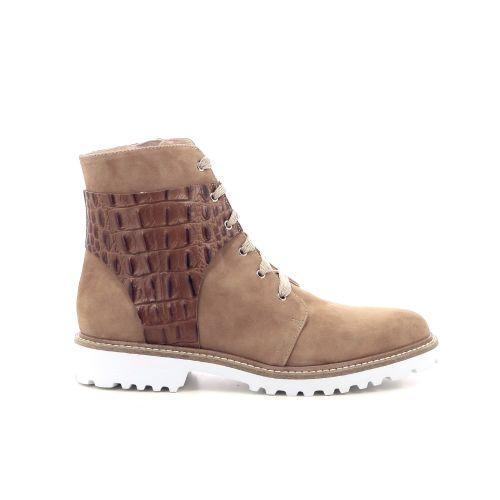 Benoite c damesschoenen boots naturel 214603