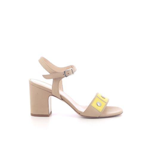 Benoite c damesschoenen sandaal wit 205280