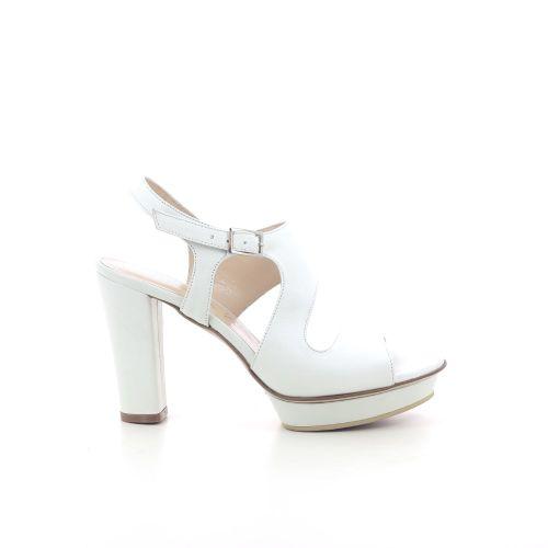 Benoite c damesschoenen sandaal wit 205281