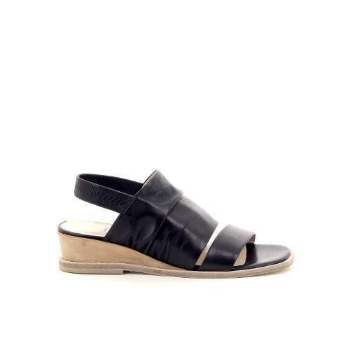 Benoite c damesschoenen sandaal zwart 184556