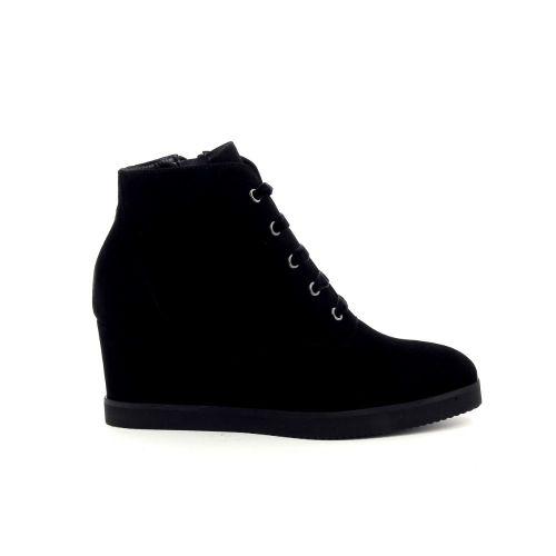 Benoite c damesschoenen boots zwart 190557