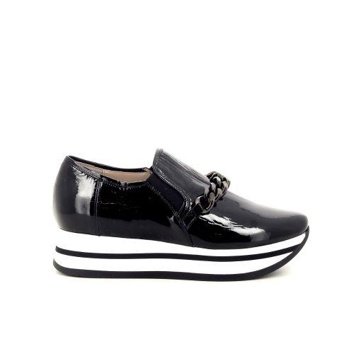 Benoite c damesschoenen sneaker zwart 194882