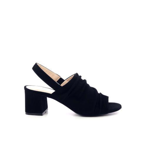 Benoite c damesschoenen sandaal zwart 205258
