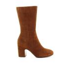 Benoite c damesschoenen boots cognac 20784