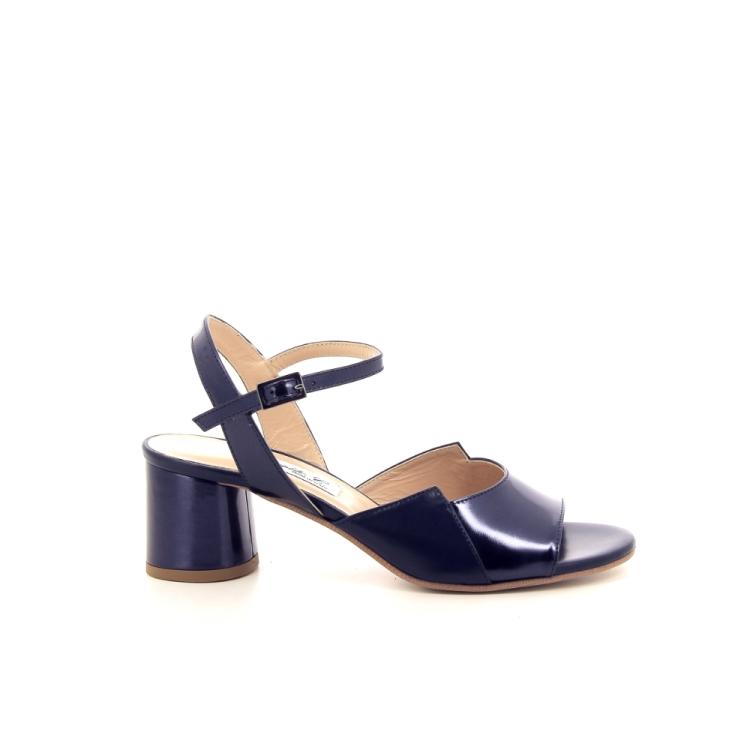 Benoite c damesschoenen sandaal donkerblauw 194848