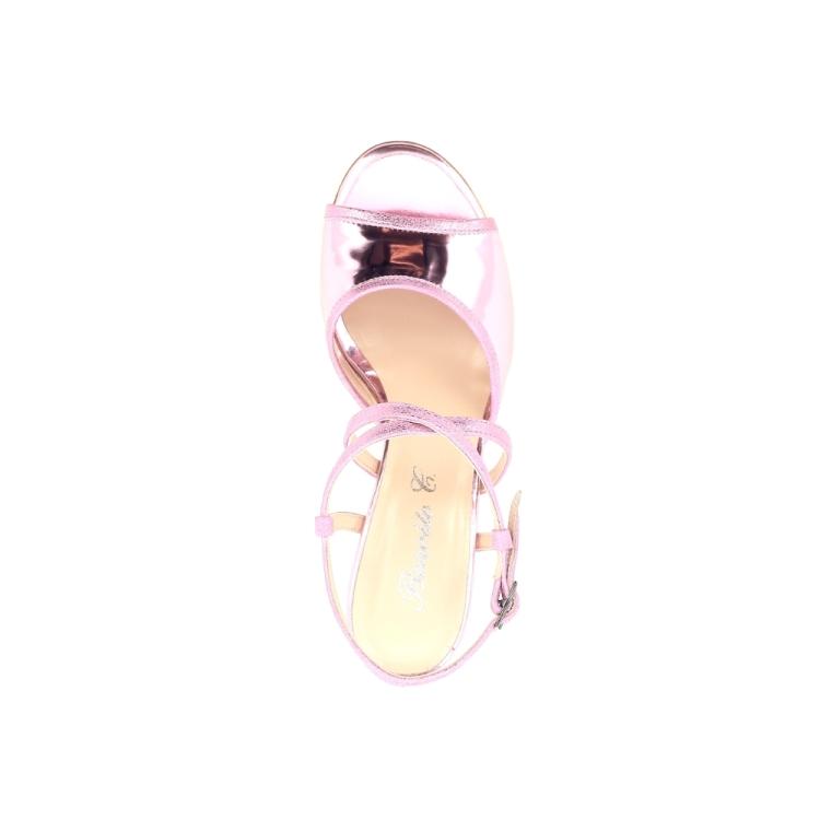 Benoite c damesschoenen sandaal felroos 194853