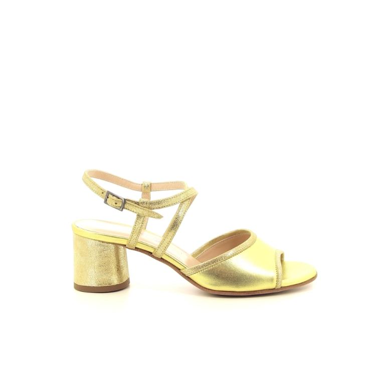 Benoite c damesschoenen sandaal geel 194855
