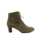 Benoite c damesschoenen boots groen 20757