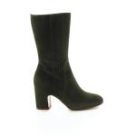 Benoite c damesschoenen boots groen 20784