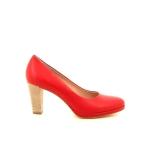 Benoite c damesschoenen pump rood 174094