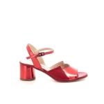 Benoite c damesschoenen sandaal rood 194848
