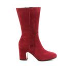 Benoite c damesschoenen boots rood 20784