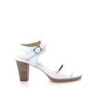 Benoite c damesschoenen sandaal wit 174051
