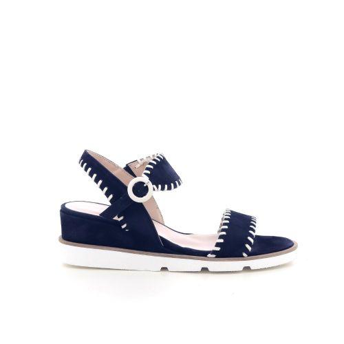 Benoite c  sandaal donkerblauw 214616