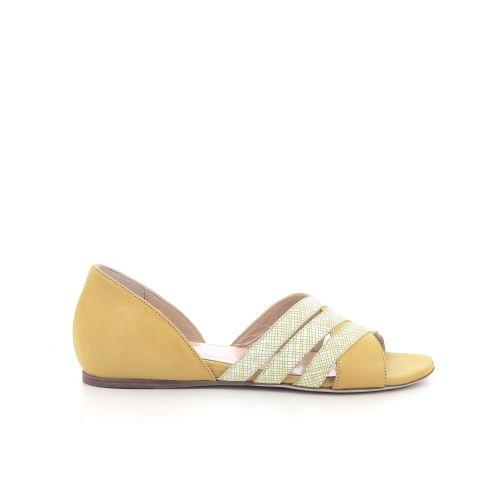 Benoite c  sandaal geel 205285
