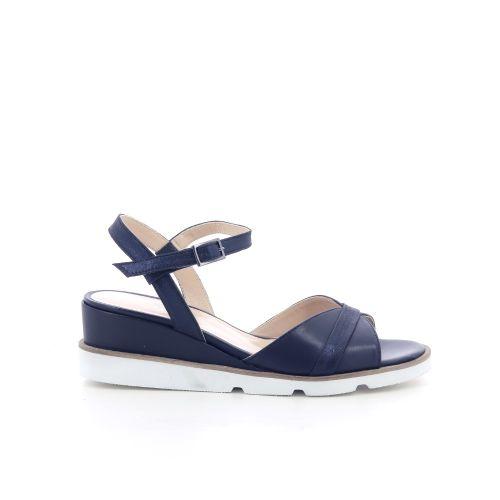 Benoite c  sandaal inktblauw 205270