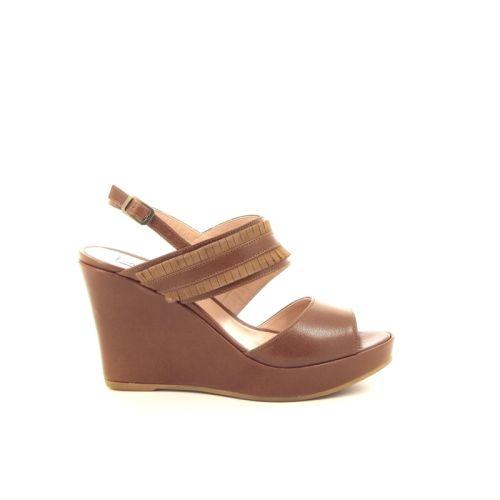 Benoite c solden sandaal naturel 174039