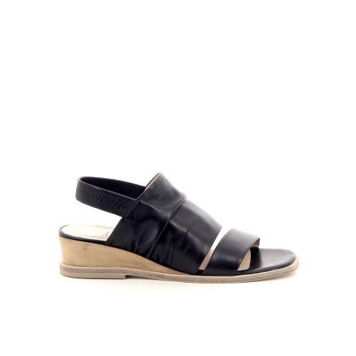 Benoite c solden sandaal zwart 184556