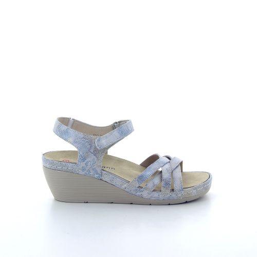 Berkemann damesschoenen sandaal beige 169343